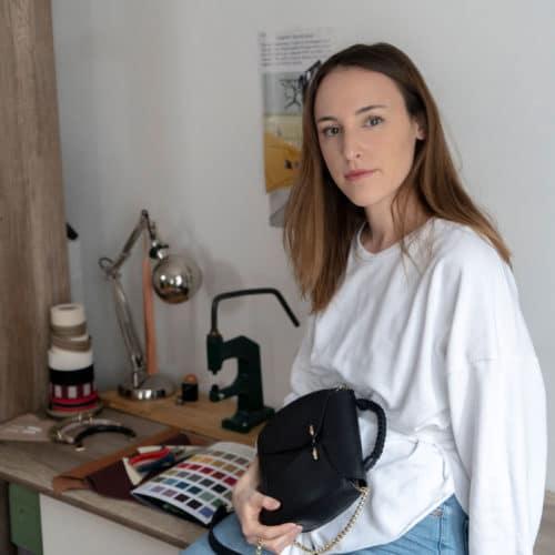 Emmanuelle Barre Createurs Maroquinerie Ephyre