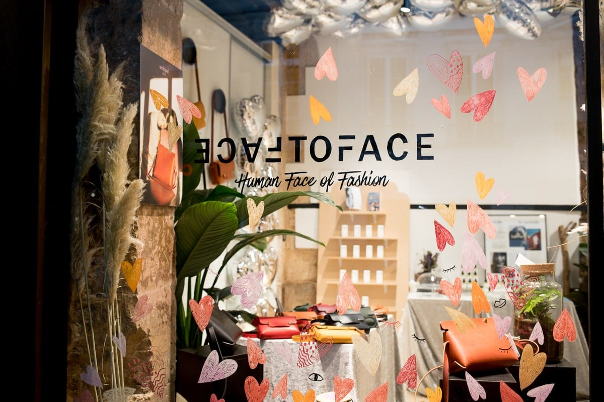 Boutique Follow Your Heart Face to Face