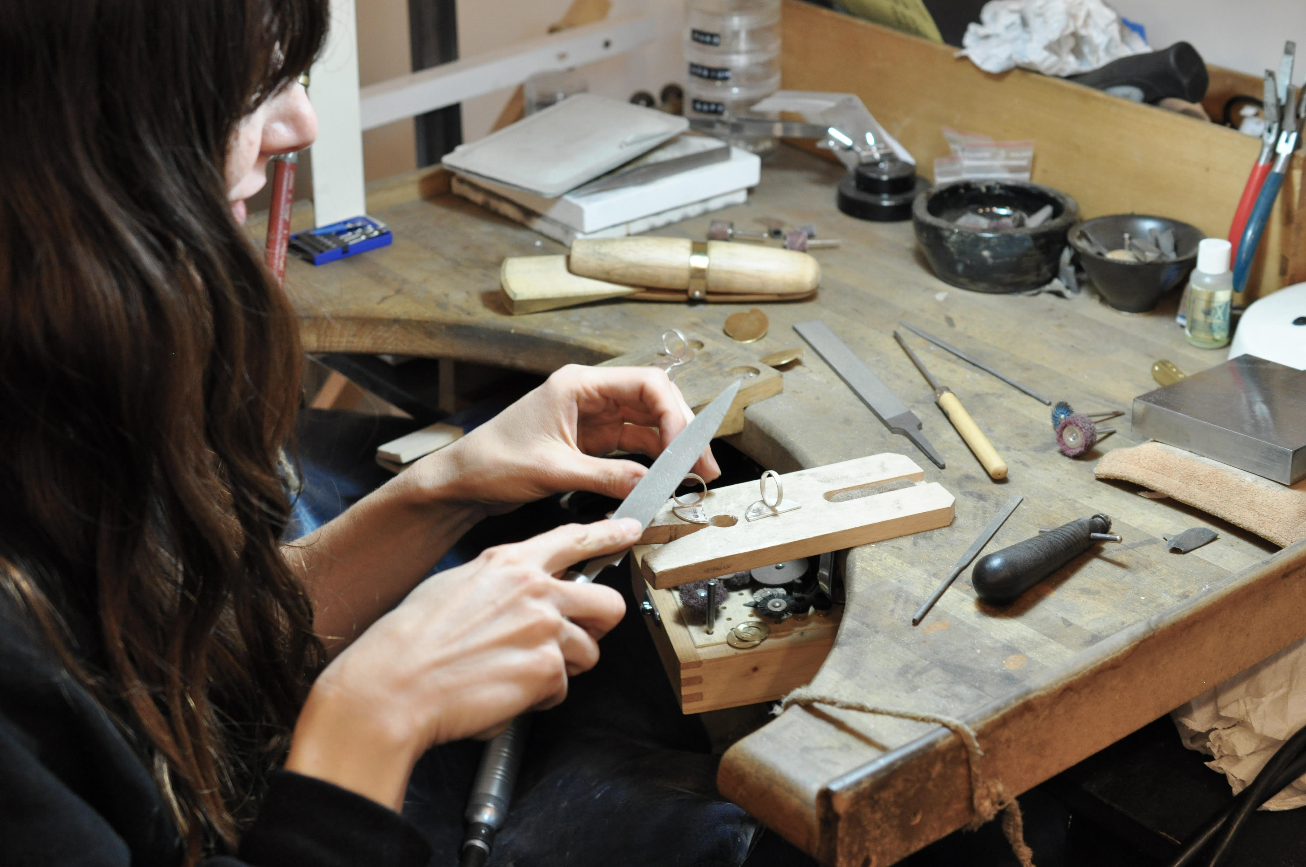 Emilie Poulin Llayers Atelier Bijou