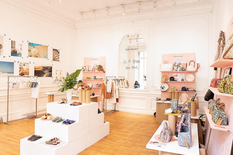 Boutique éphémère bossa nova It Brands