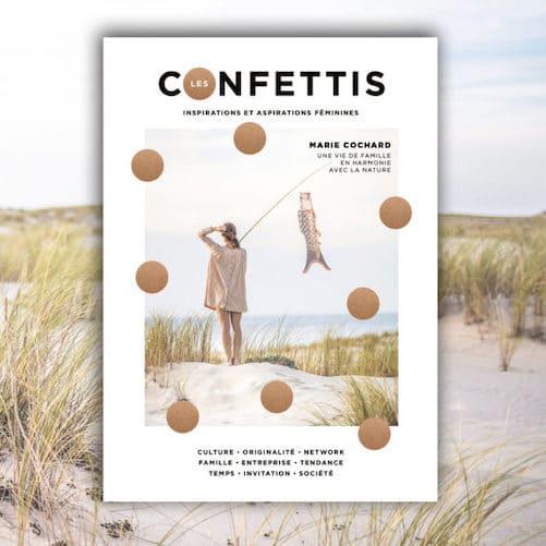 The confetti