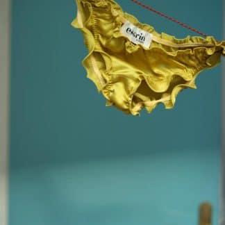 Escrin culotte simone jaune