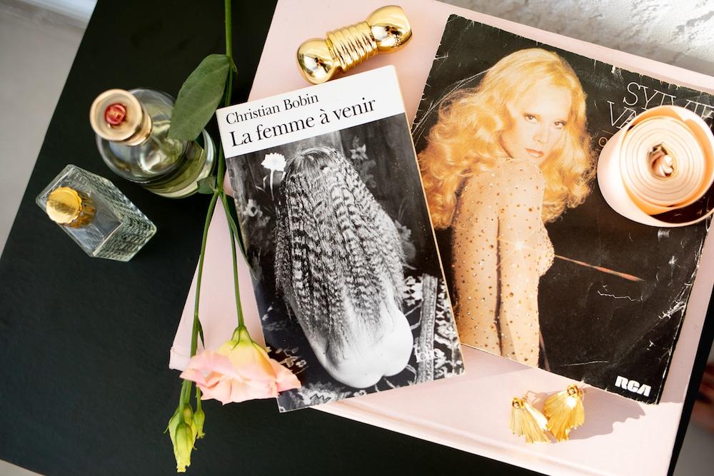 Marie Gold portrait créateur mode
