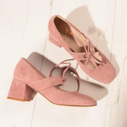 Emzi babiesgiulineblush-emzi-chaussures-facetofaceparis