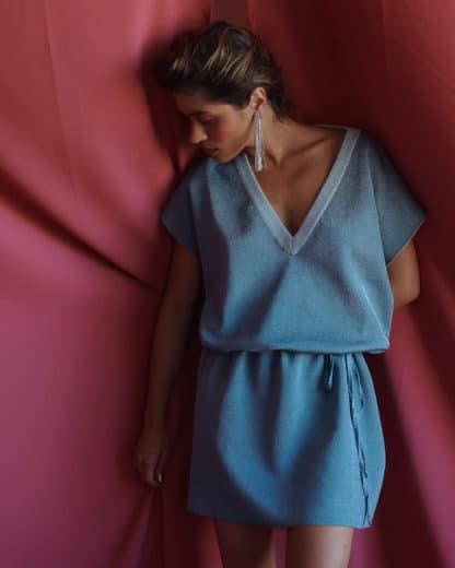 Robe Nova Cobalt Blue allrich