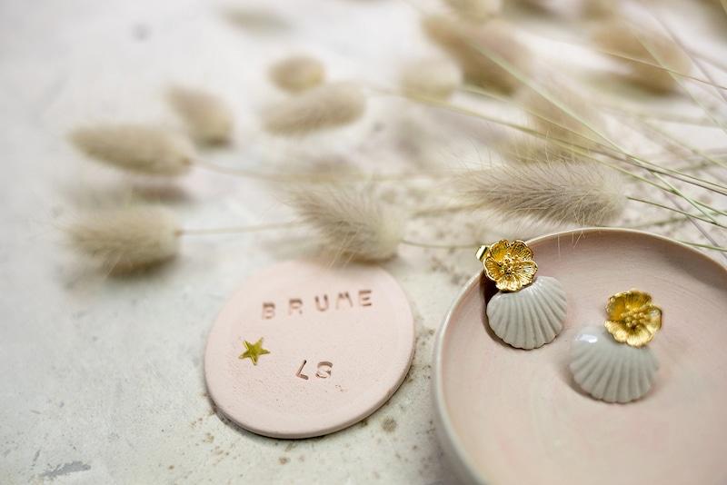 Brüme Lydie Smith Bijoux Céramique