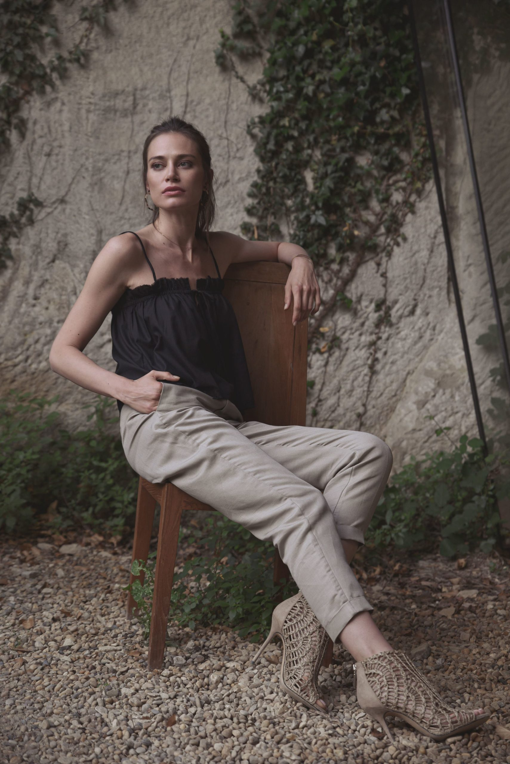 Pantalon Sorrento Sable | Labl01 | Mode