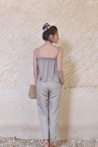 Pantalon Sorrento Sable | Labl01 |Mode