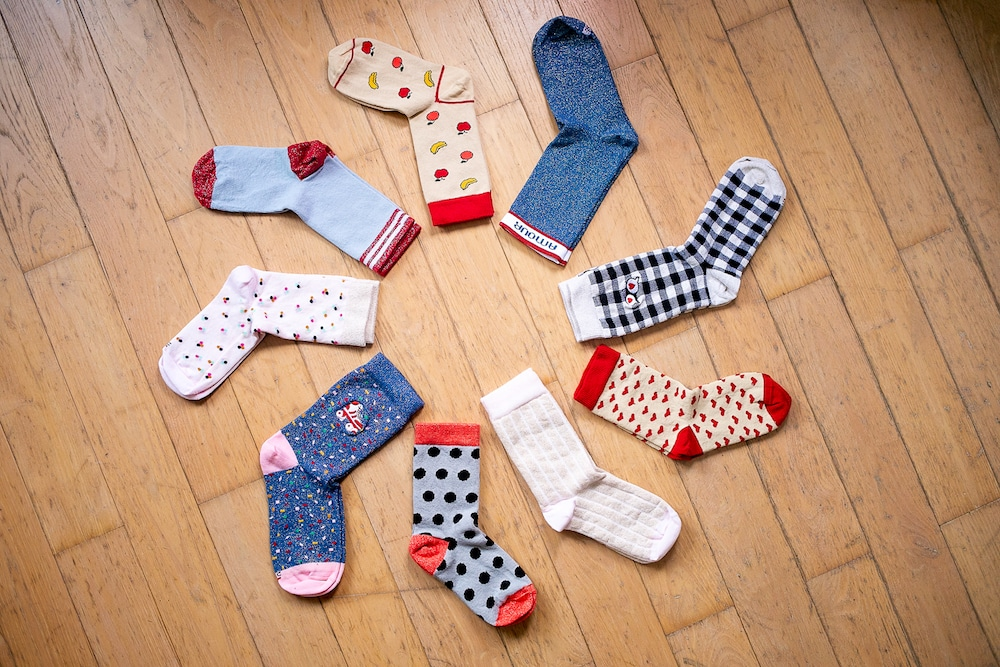 MAISON CAUSETTES CHAUSSETTE MADE IN FRANCE