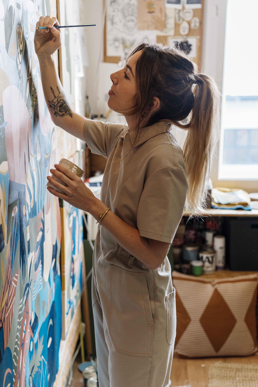Madi Artiste Peintre