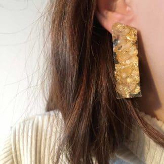 Boucles d'oreilles Adele Anna Shelley Bijoux