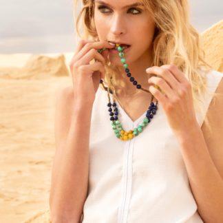 collierenbaiedacaitricolor-equinoxecuador-bijoux-facetoface