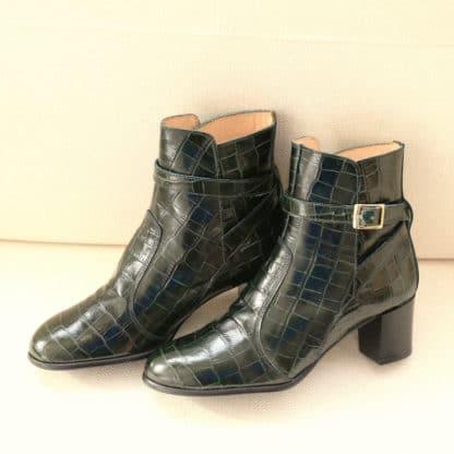 BottinesKharaCroco-emzi-chaussures-facetoface