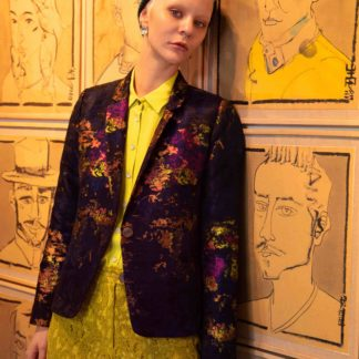 Veste Upainter Multicolore-Mohme Paris-Mode-Face To Face