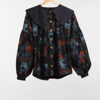 Blouse Valentina Aquarelle-Rosamen Bado-Mode-Face To Face