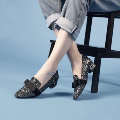 Mocassins Clara Eclipse-Emzi-Chaussures-Face To Fac