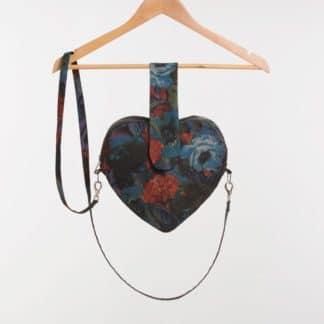 Sac Heartbreaker Aquarelle-Rosamen Bado-Maroquinerie-Face To Face