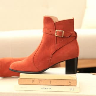 Bottines Khara Mattone-Emz-Chaussures-Face To Face