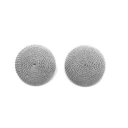 Boucles d'oreilles Ava argent-Philos'sophia-Bijoux-Face To Face