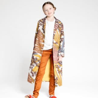 Trench-coat Cèdre | Jeanne & Louise | Mode enfant