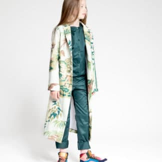 Trench-coat Sucrerie | Mode Enfant | Jeanne & Louise