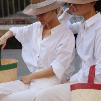 Chapeau Portofino Argent | Lastelier | Accessoires | Shop |Face to Face |