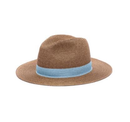 Chapeau Portofino Bleu Ciel | Lastelier | Accessoires | Shop |Face to Face