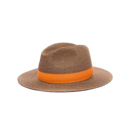 Chapeau Portofino Orange | Lastelier | Accessoires