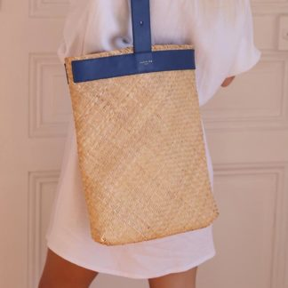 Sac Ubud Bleu | Lastelier | Sac | Shop | Face to Face |
