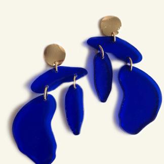 Boucles d'oreilles Amanda | Anna Shelley | Bijoux créateurs