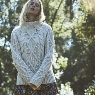 Pull Terre |La Mécanique du Pull | Mode | Maille Made In France