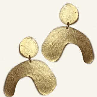 Boucles d'oreilles Mona |Anna Shelley | Bijoux Créateurs