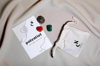 Kit Potentiel | Stones Club | Lifestyle | Bien-être | Face to Face Paris