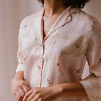 Chemise de pyjama Divine Idylle de Nêge Paris