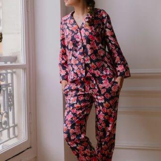 Pantalon de pyjama Encore un Soir   Nêge Paris   Homewear Face to Face